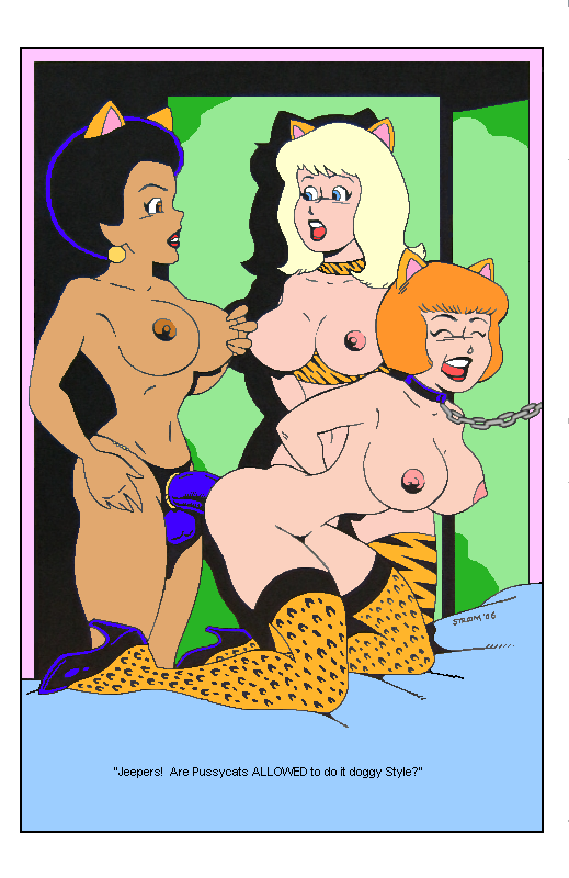 josie pussycats naked the and Rick griffin a&h club