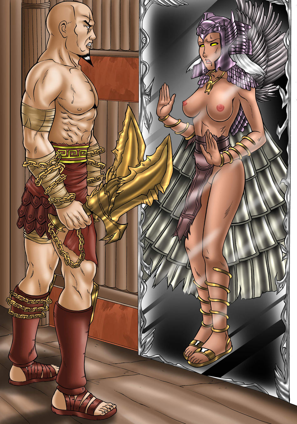poseidon 3 god of princess war Hotel transylvania dracula and martha