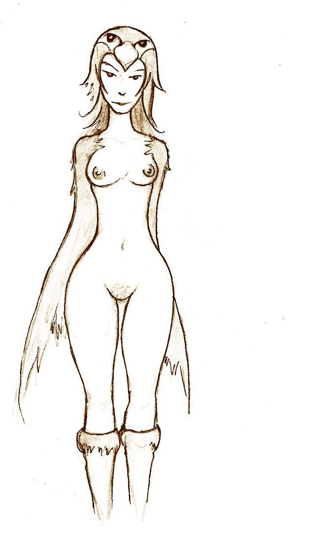 further the universe a place than Skyrim aela the huntress nude