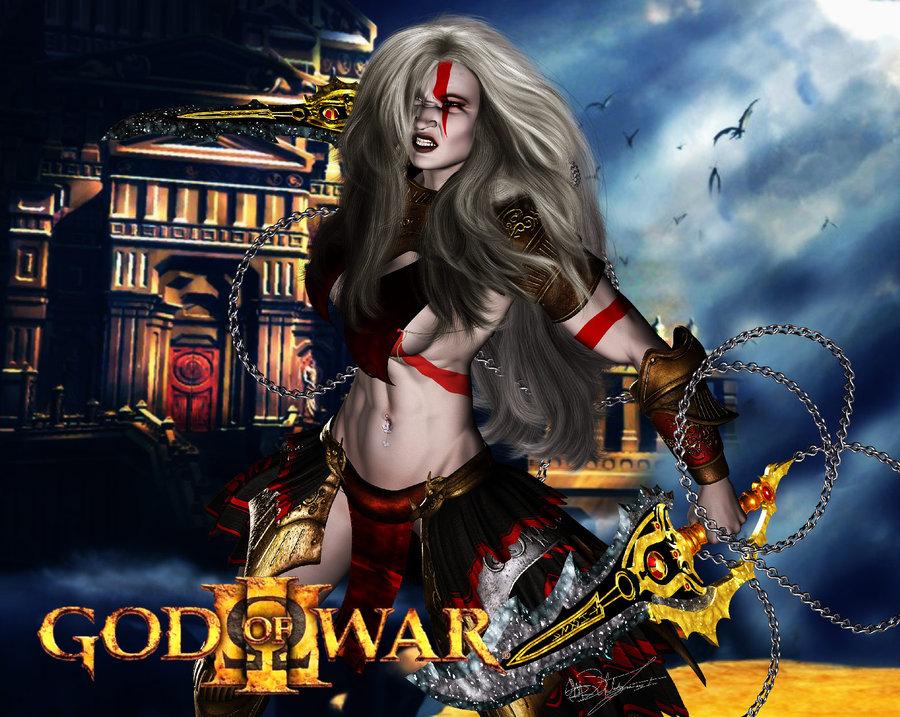 war 3 princess of poseidon god Attack on titan season 34