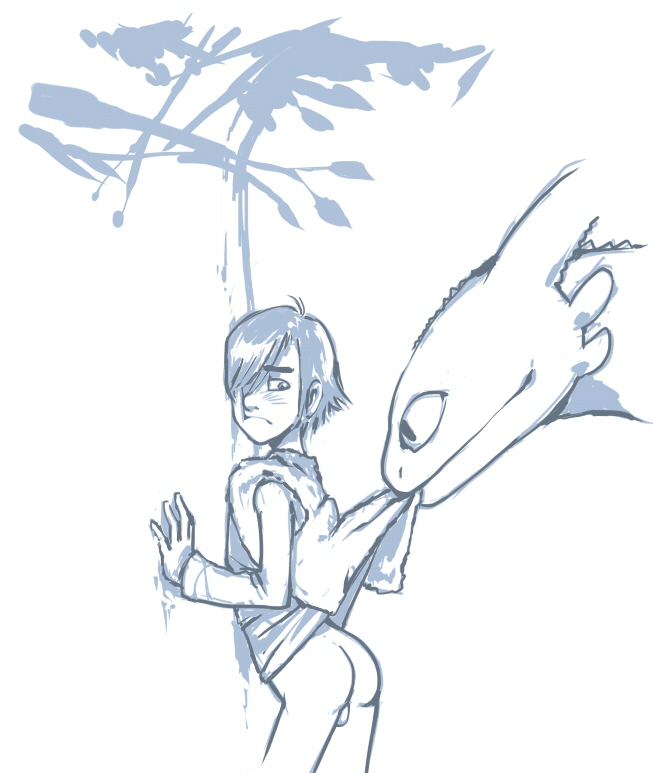 to astrid dragon how hiccup and your fanfiction train Fairly odd parents porn pictures