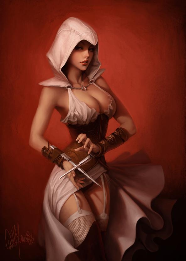 assassin's creed kassandra Avatar: the last airbender nude