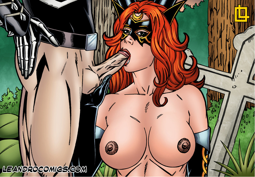 tarot rose nude of the black witch Dragon ball z porn gallery