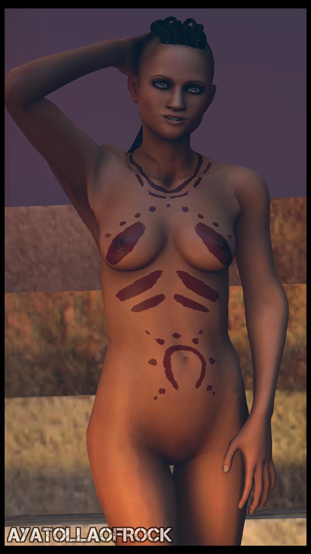 4 far cry Guild wars 2 charr female