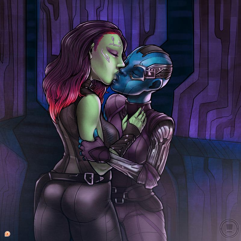 how huniepop to get girl in the alien Ben 10 comics