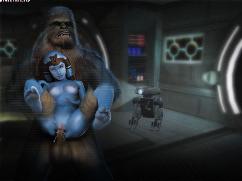 porn twi star wars lek The legend of zelda nabooru