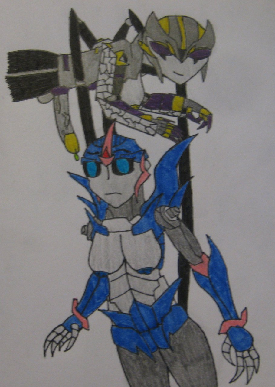 prime fanfiction jack transformers and arcee Five nights at freedys 2