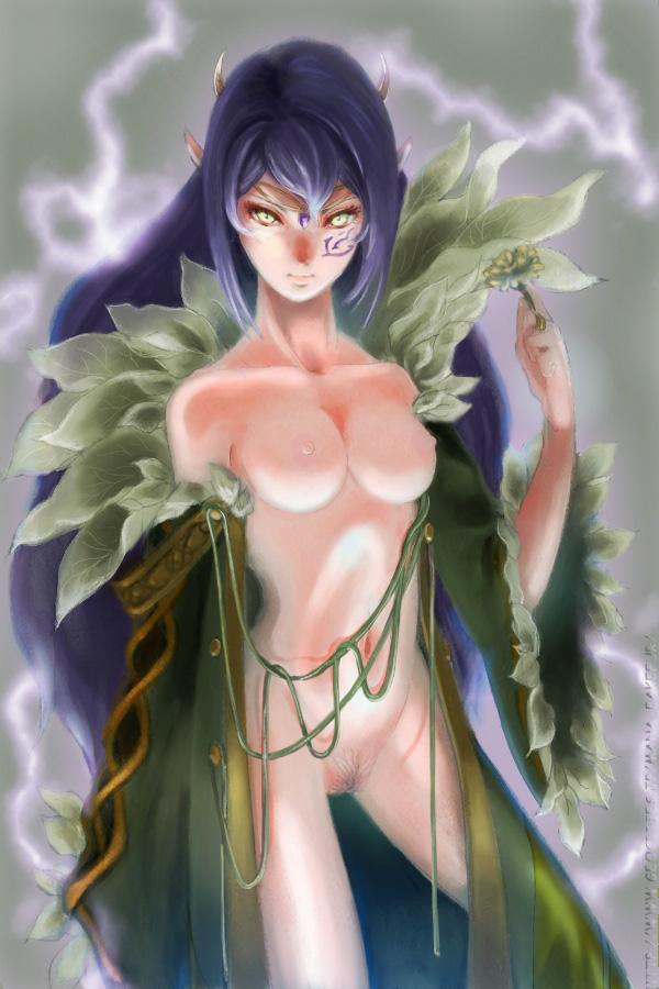 and hundred the knight witch the Demon slayer kimetsu no yaiba gif