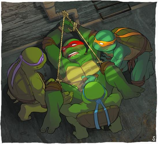 ninja mutant venus teenage turtles Cookie run birthday cake cookie