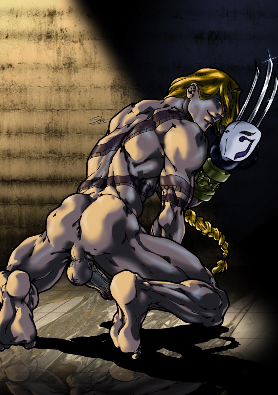 (street fighter) vega Dragon age inquisition sera naked