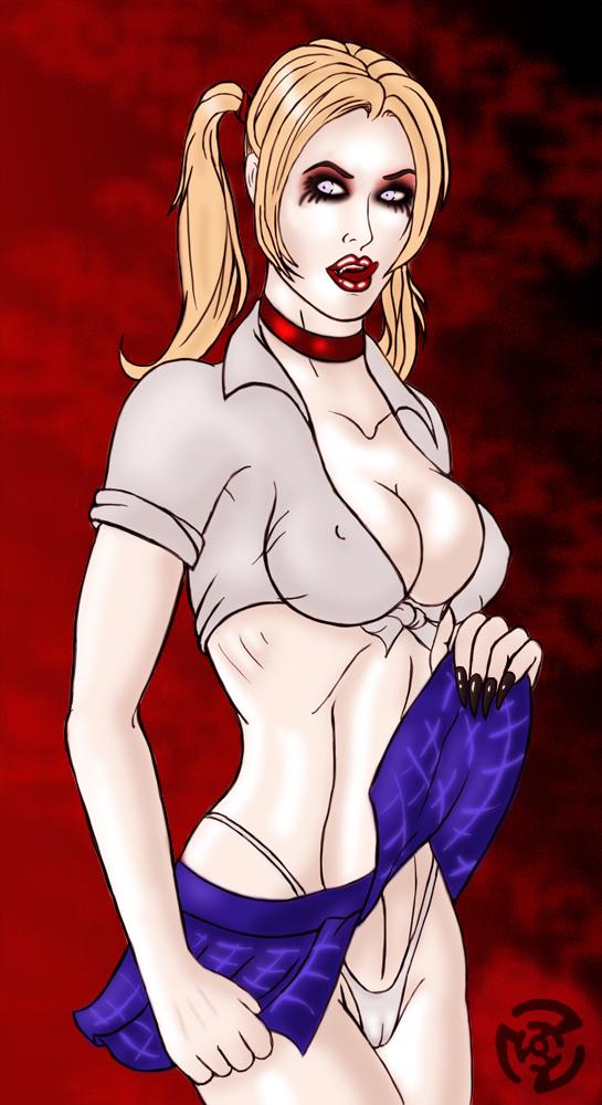 masquerade jeanette bloodlines and vampire save the therese Monsters survive ~makereba monster ni seishoku sareru~