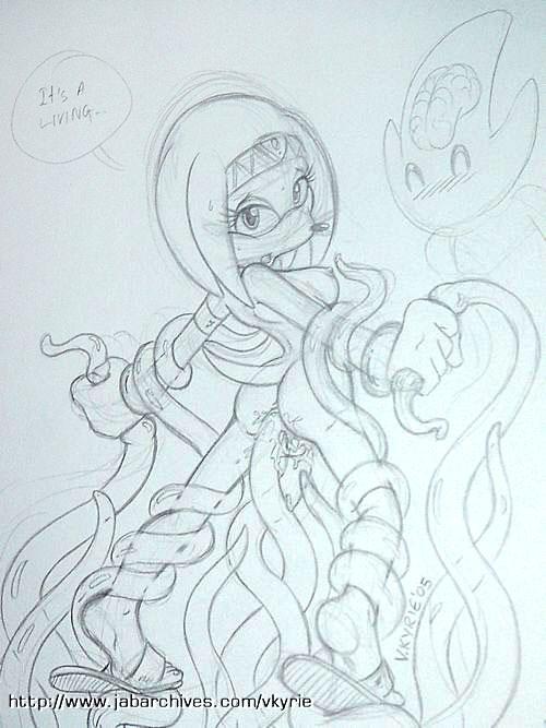 crawling chaos another nyarko-san: f Man to woman transformation comic