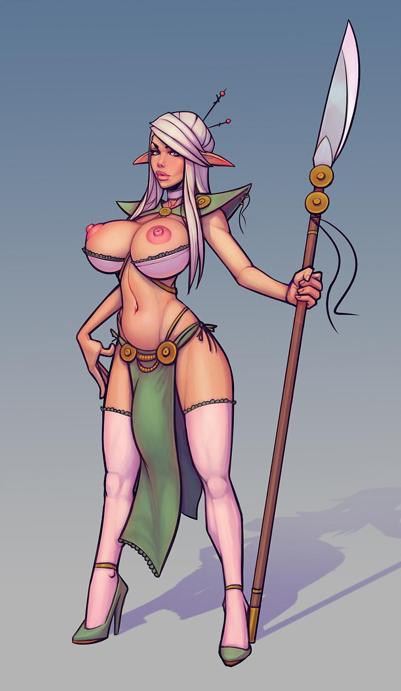skylanders elf flameslinger and stealth Doki doki literature club porn comic
