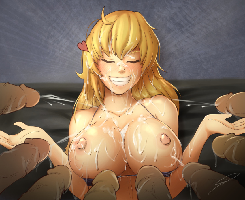 yang xiao long Anno trials in tainted space