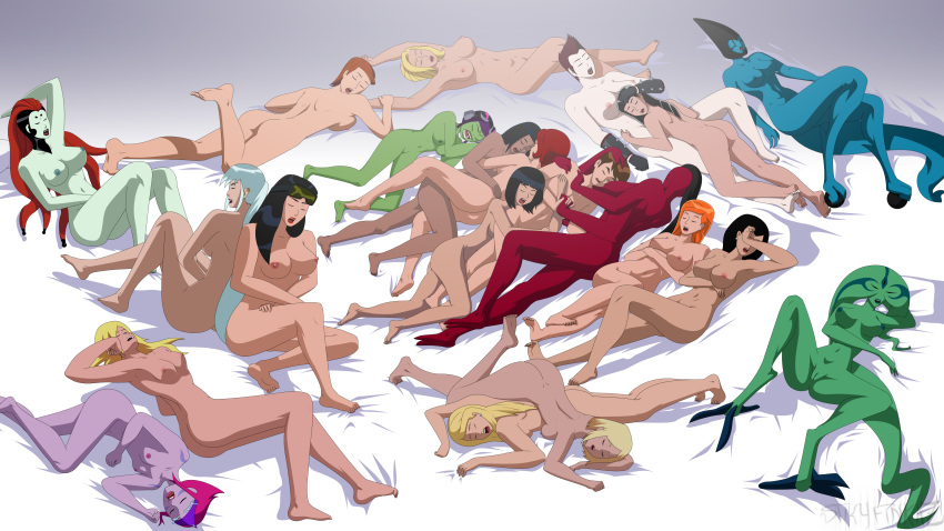 10 nude gwen omniverse ben Wolverine and the x-men archangel