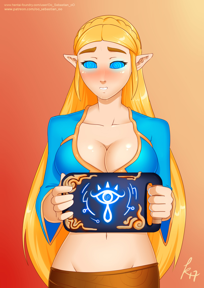 breath of wild pokki the Rick and morty breast expansion