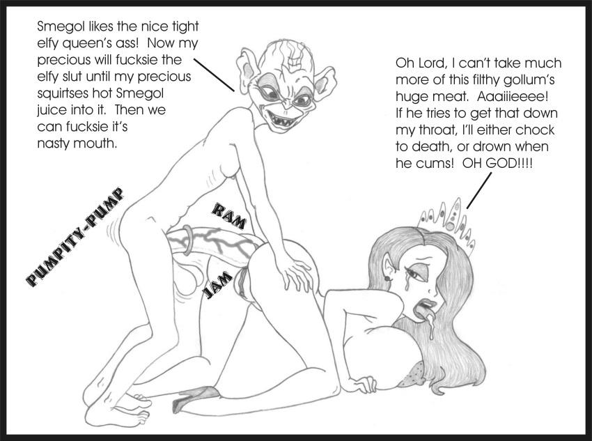 of the nude lord ring Marshall lee x prince gumball comics