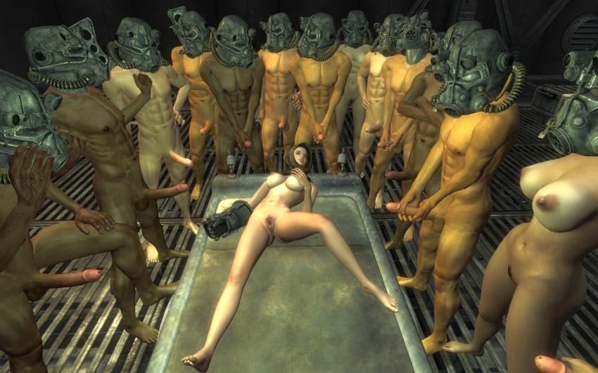 new sarah vegas fallout weintraub Xj9 and the glory hole