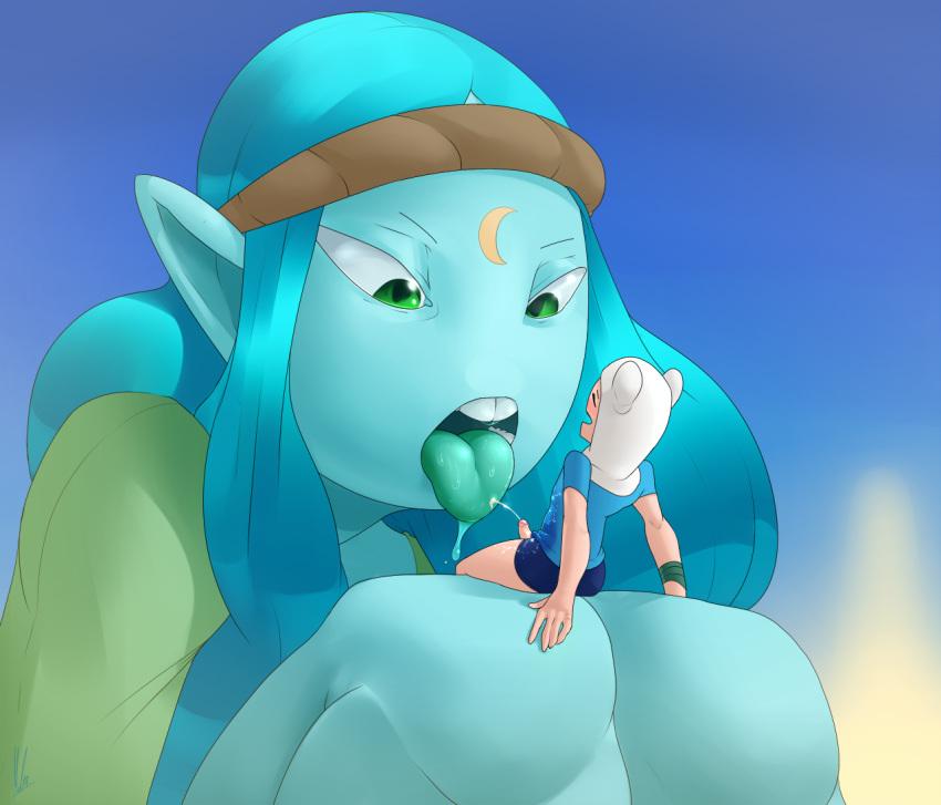 marceline time adventure Avatar the last airbender ming