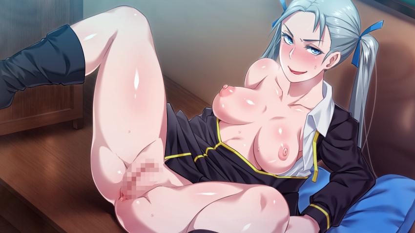 jutai-hen gakuen: meikoku Ass up face down nude