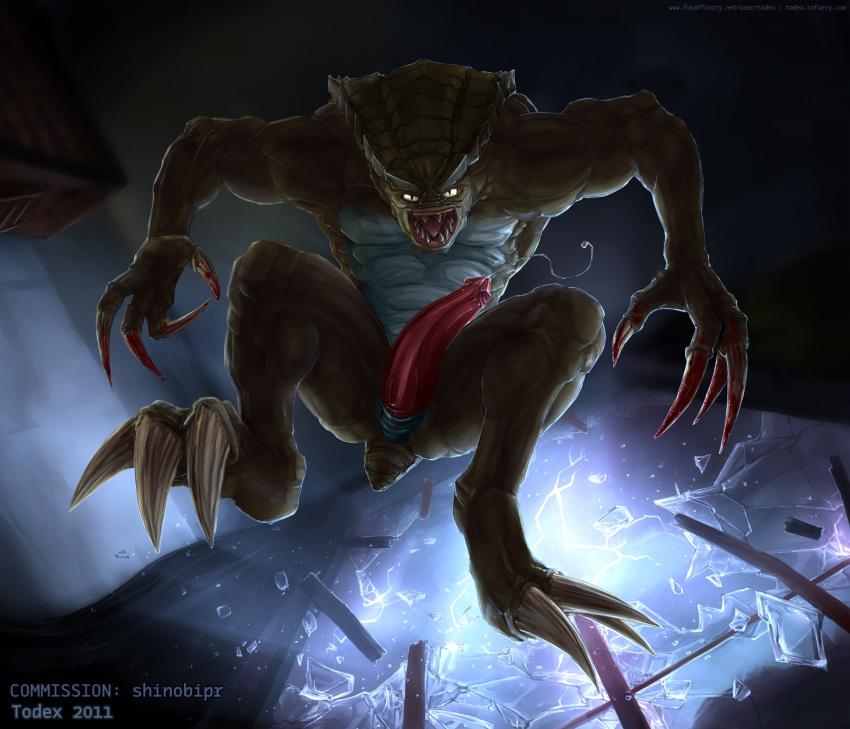 resident carla radames 6 evil All the kings men furry
