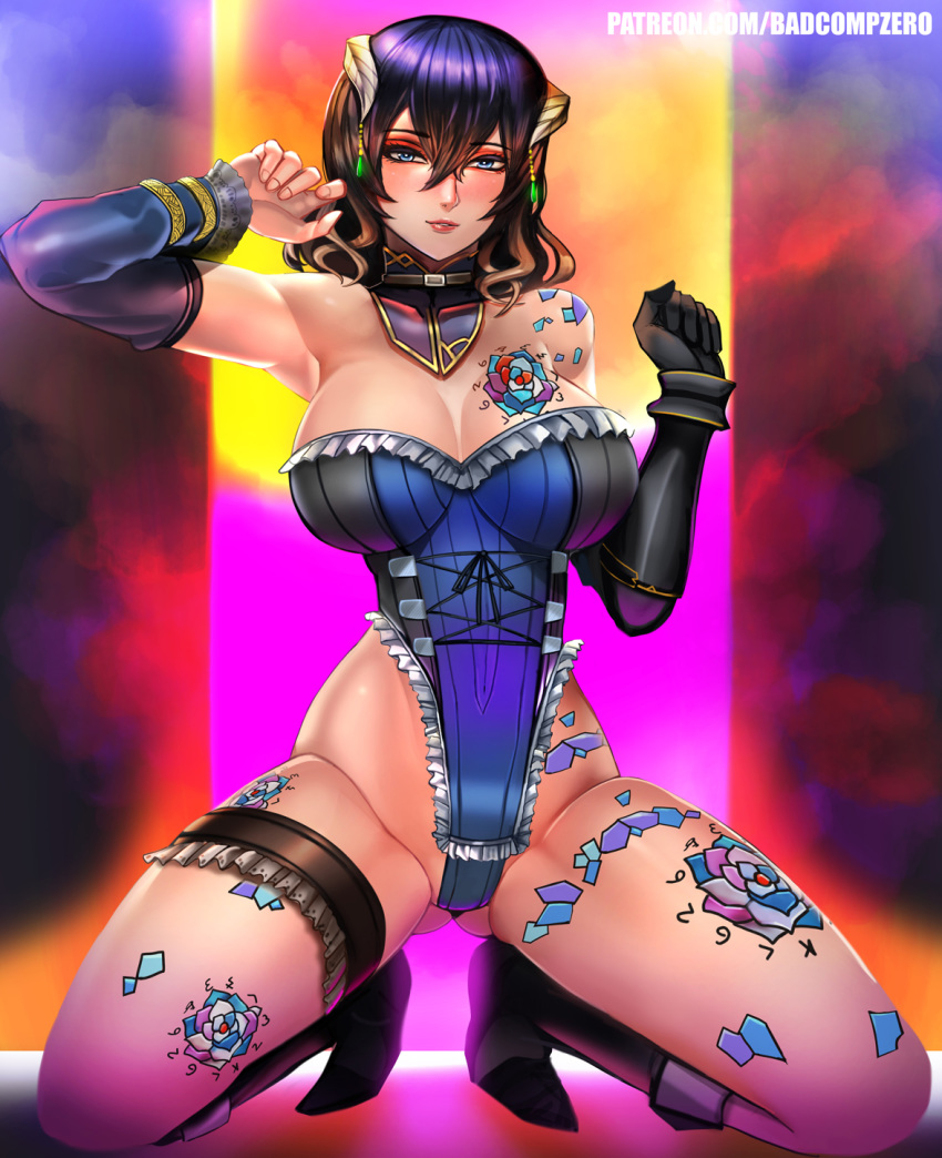 bloodstained night gremory of the ritual Jinx from league of legends