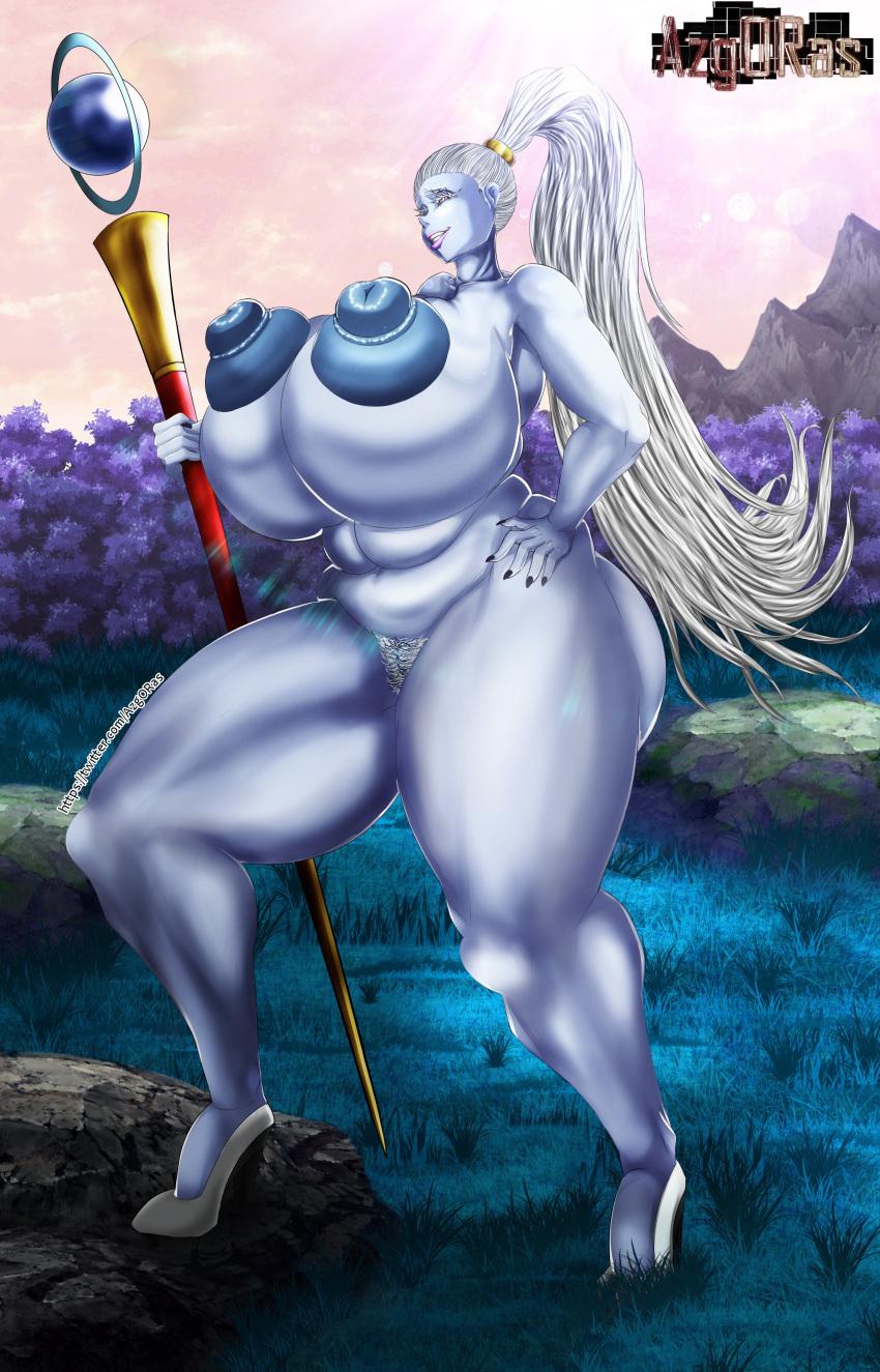 kale naked ball dragon super Valkyrie-drive-mermaid