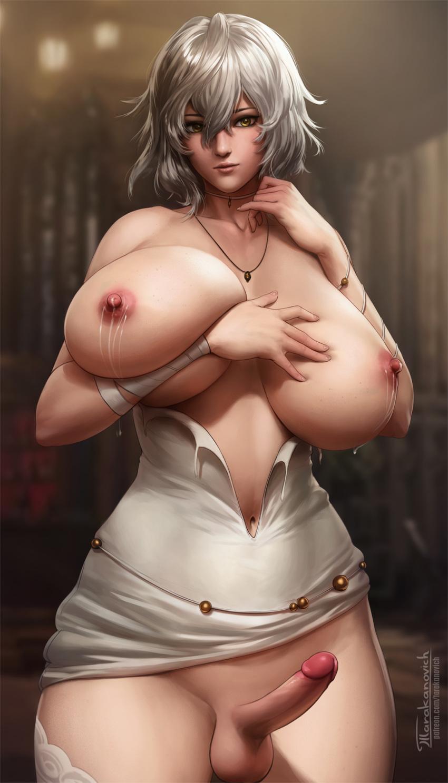 code vein in girl white Shantae half genie hero nude mod