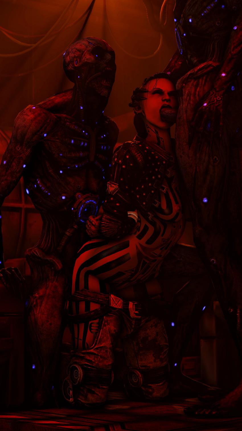 effect 3 mass Guardians of the galaxy nebula hentai
