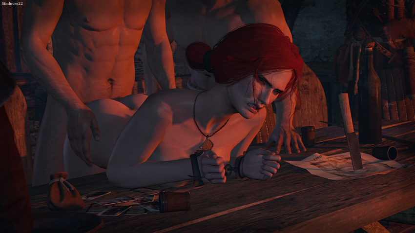 the porn virgin witch maria God of war 4 gifs