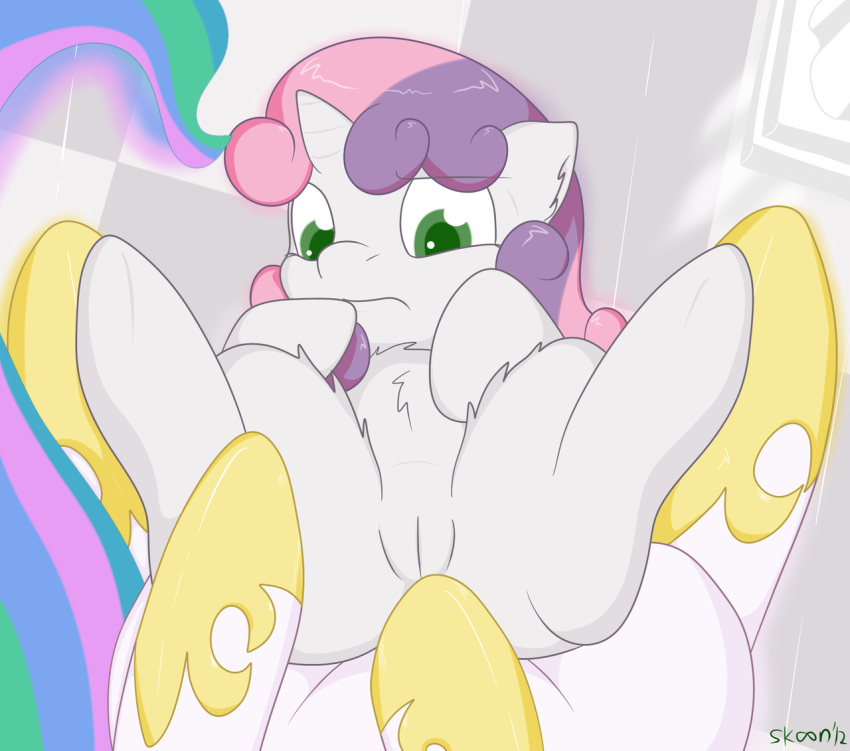 little my sweetie belle pony Corruption of champions debug cheats
