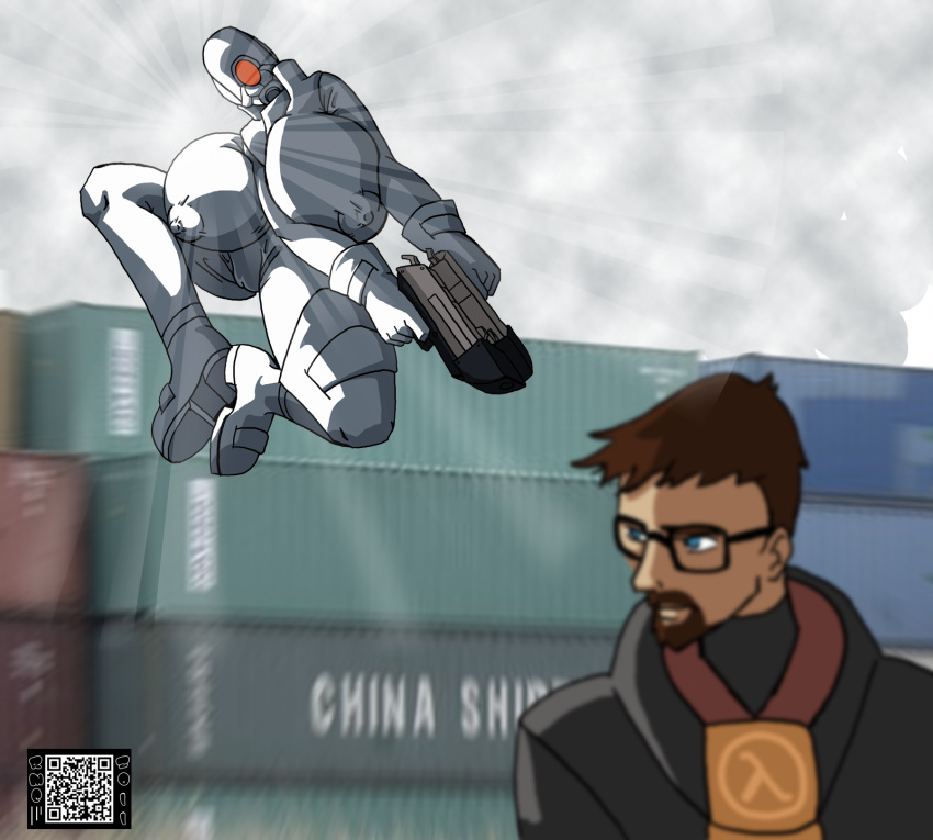 half-life 2 combine Star and the forces of evil characters