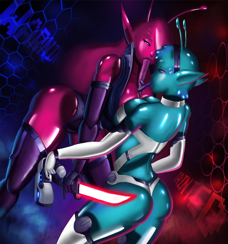 tainted in renvra space trials Sin: nanatsu no taizai nude
