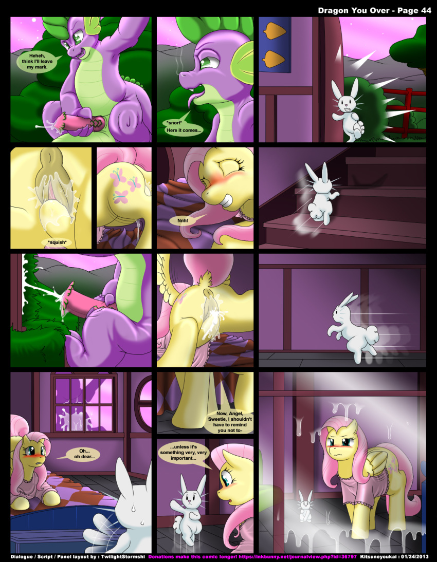 pony is spike friendship little magic my tlckle Yu yu hakusho porn comic
